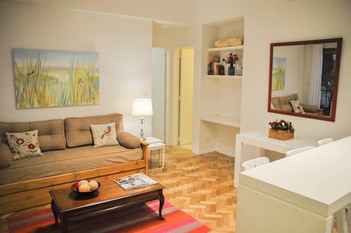 Beautiful apartment in the best zone of Recoleta