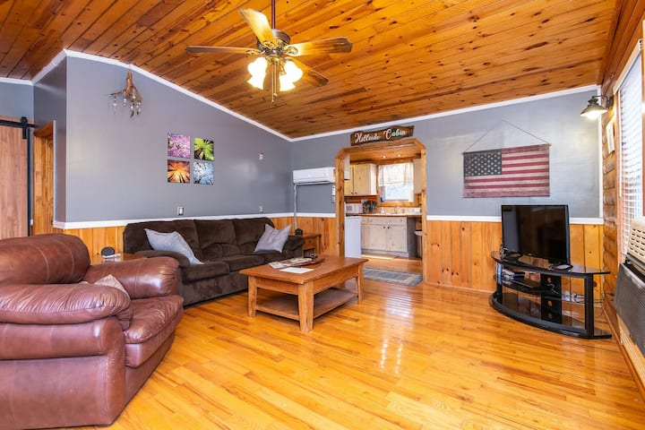 WiFi & Pet-Friendly - Small Family Cabin - Eclectic Hillside - Red River Gorge