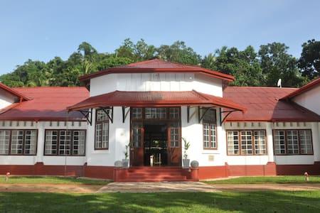 Ambanpitiya Bungalow (Entire) - Galigamuwa Town - Bed & Breakfast