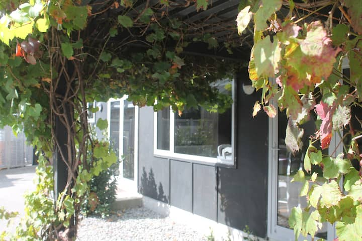 Black Bach, Gorgeous Cottage Martinborough