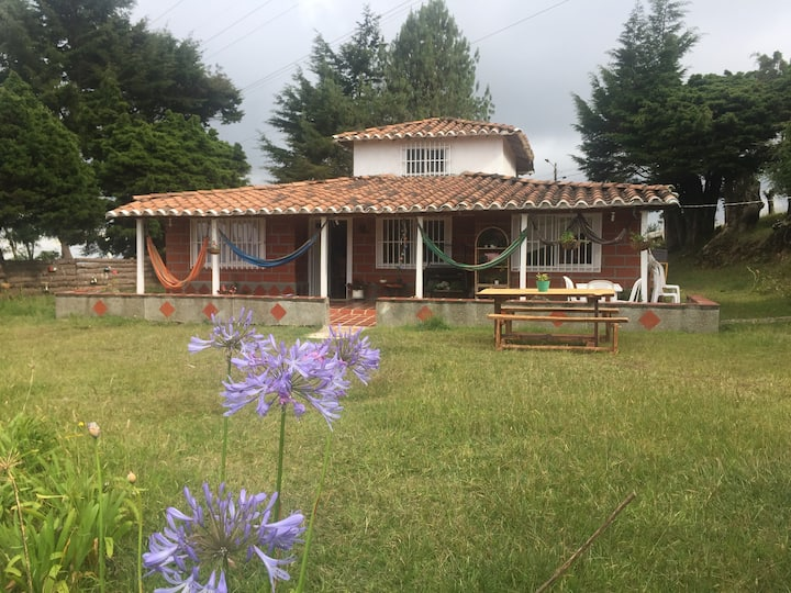 Madre Cocoon-Charming cottage in Santa Elena
