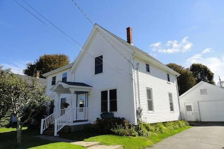 Charming New Englander in Rockland's South End - Rockland
