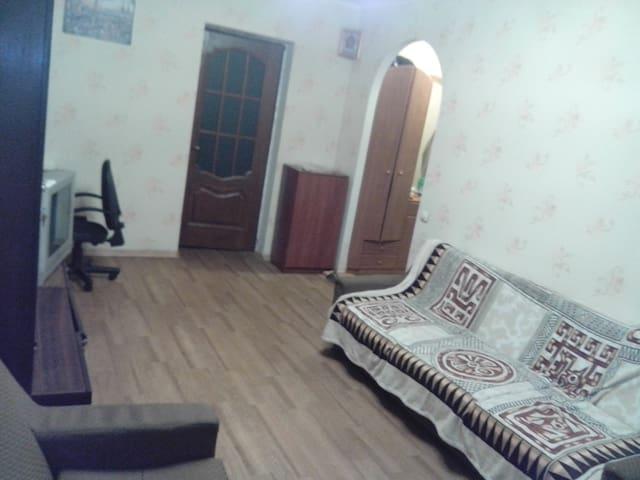 Комната в 2-х комнатной квартире - Kiova - Huoneisto