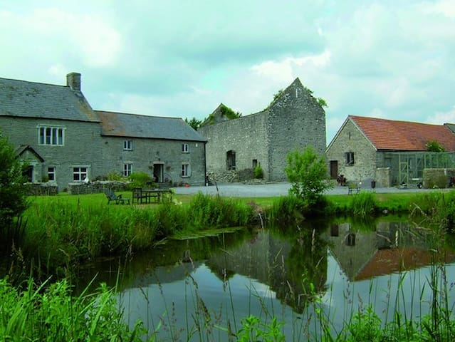 The Granary at Fishweir Farm - Saint Mary Church - Wohnung