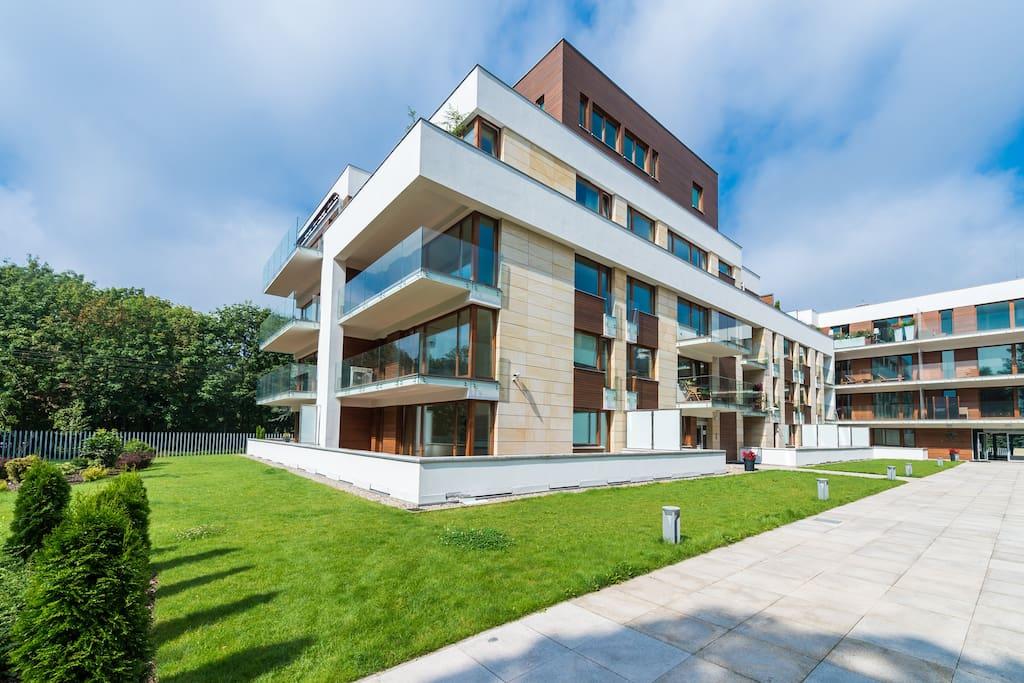 Citadel Park Apartment Pozna U0144