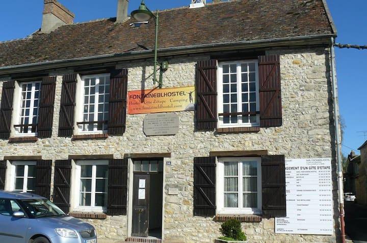 Gîte/Auberge de Jeunesse proche Fontainebleau