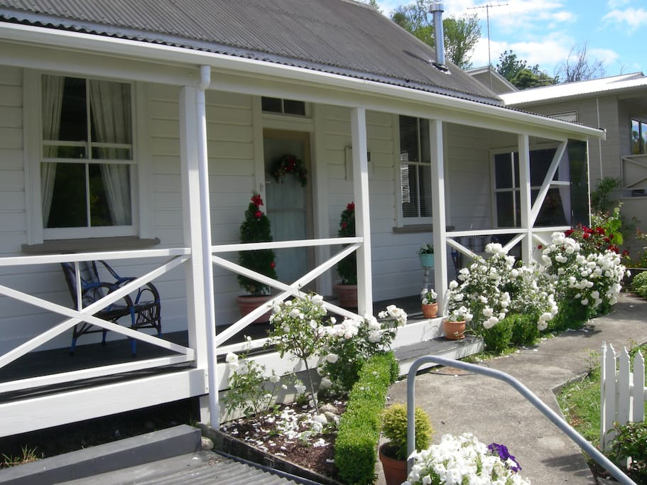 Quant cottage close to CBD