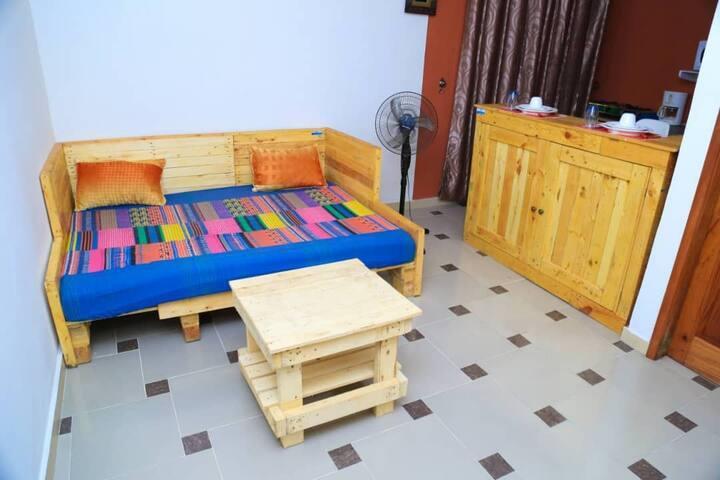 STUDIO COSY 25m2 (résidence jéricho) cotonou