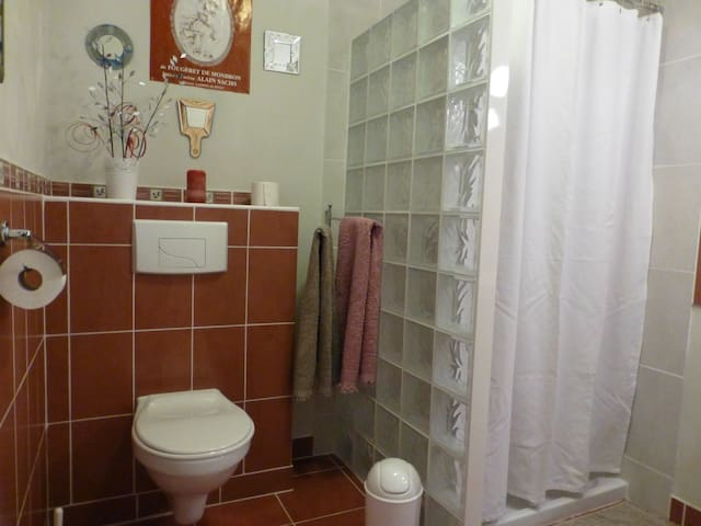 cabinet toilette privé