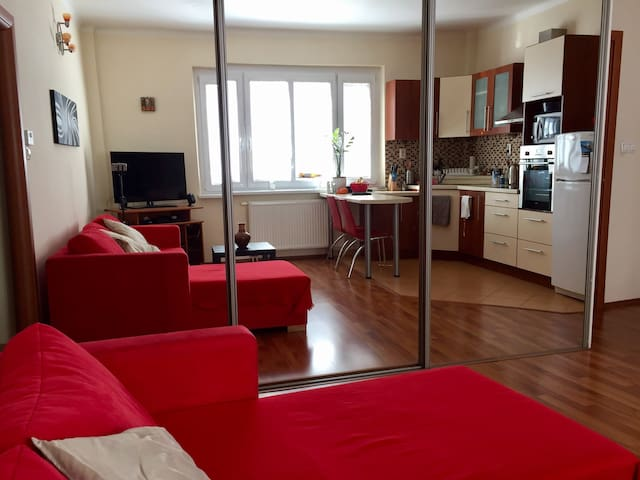 Peaceful place in The Old Town - Bratislava - Apartamento