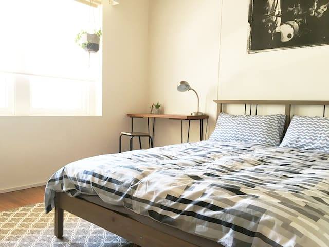 Comfortable room in trendy Brunswick - Brunswick
