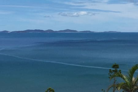 Perfect views from the sea villa - Yeppoon