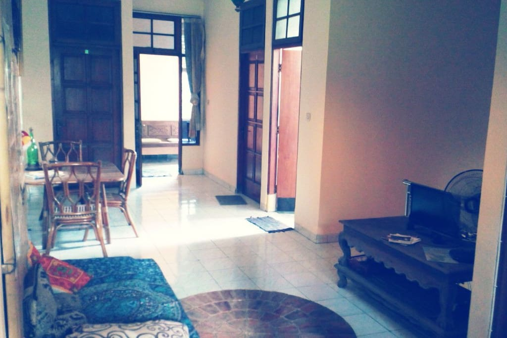 Chilled homestay Rm1 best location
