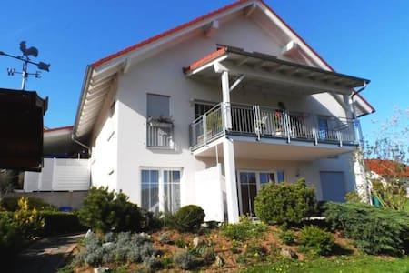 Ferienwohnung Siebenmühlental;mit grosser Terrasse