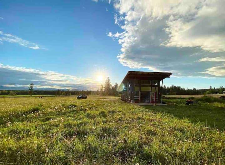 Calowahcan Cabin