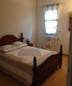 2 Chambres avec lit  à 2 personnes et SDB privée - Saint-Laurent-du-Pape - Hus