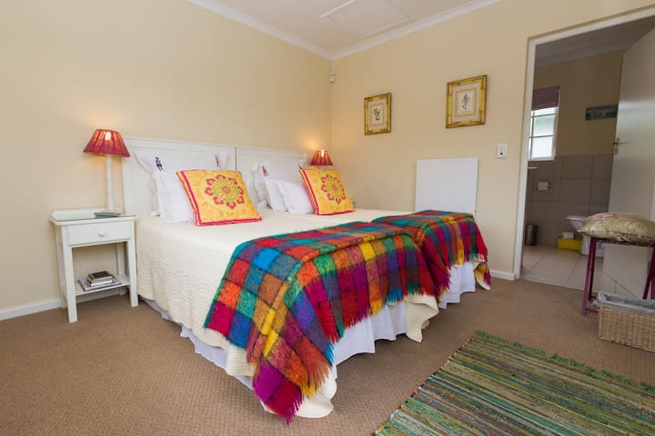 Cornerway House B&B  Pool Room - Plettenberg Bay - Bed & Breakfast