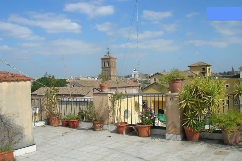 Appartamenti In Affitto Roma Trastevere