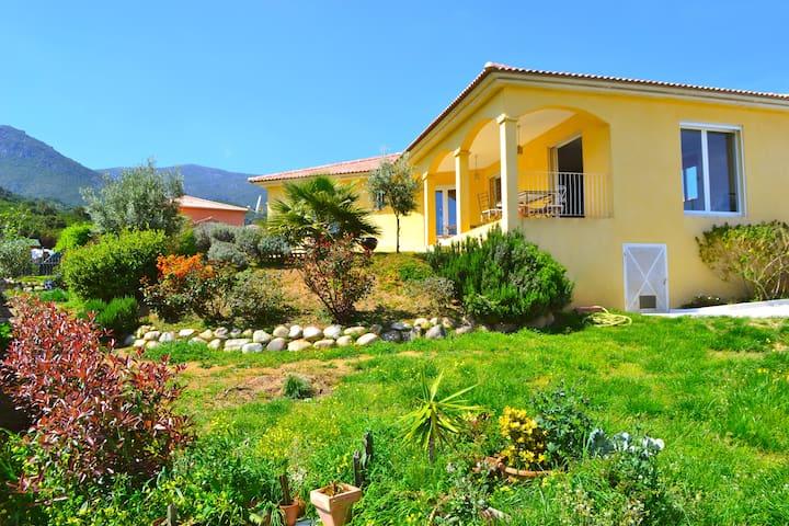 magnifique villa! - Borgo - Dom