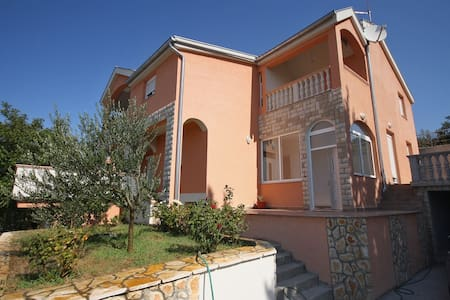 The apartment in Maslenica - Zadar