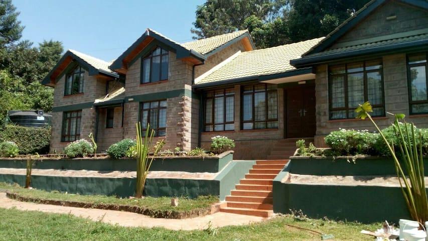 Rosslyn Residence - Nairobi - Dom