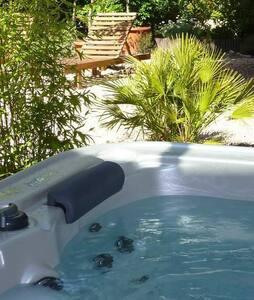 OPEN BULLE Suite SPA et Jardin - Dinan