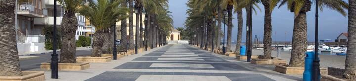 De vacaciones en Los Alcázares