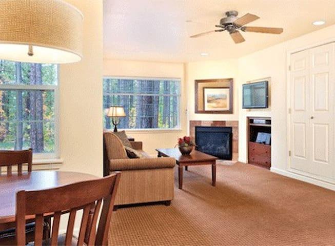 2 Bed SN Wyndham Pinetop, AZ - Pinetop-Lakeside - Lejlighed