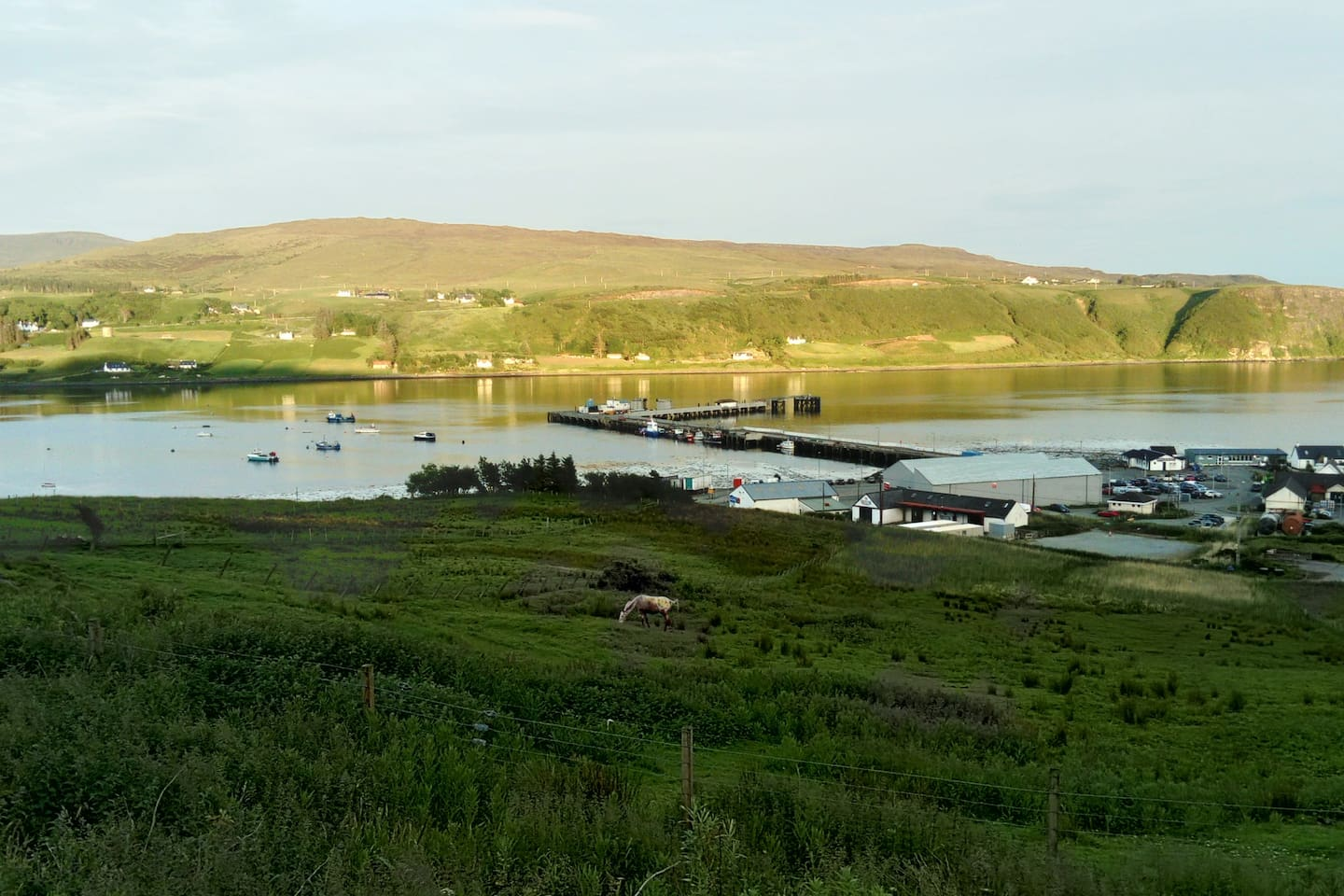 Uig Harbour