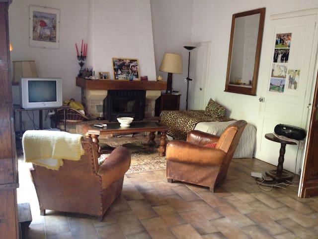 Grande maison de famille à Rieux Minervois - Rieux-Minervois - Huis