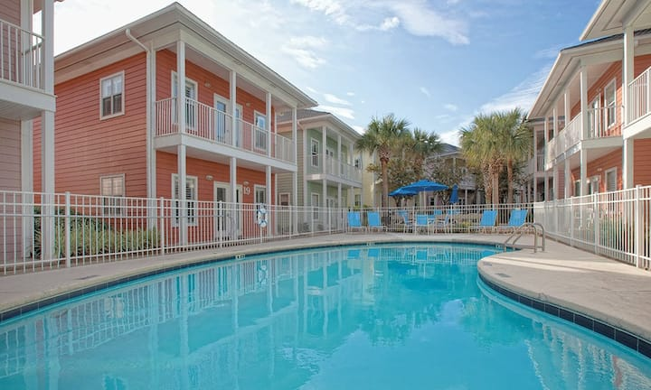 1 BR Condo at Beach Street Cottages - Destin Beach