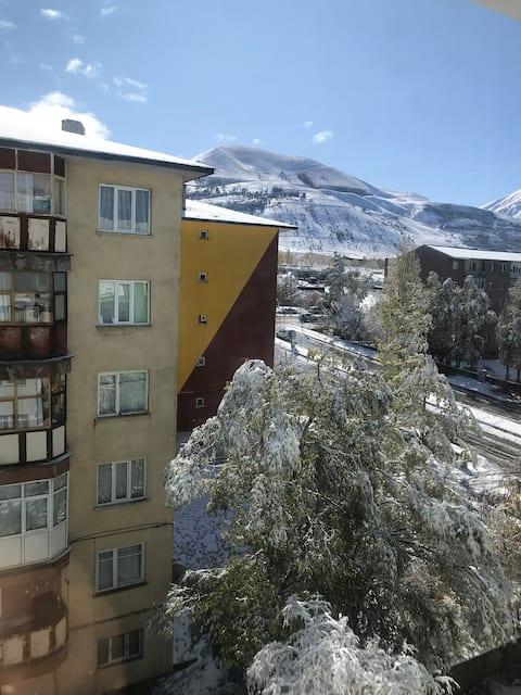 Erzurum'daki Sıcak Yuvanız
