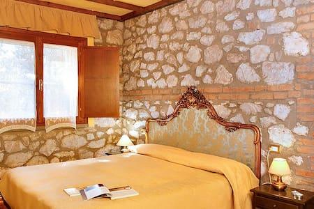 Agriturist Prile Romantic Bedroom
