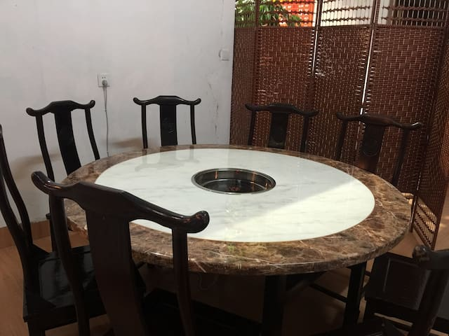 温泉游泳池公寓 - Zhangzhou Shi - Flat