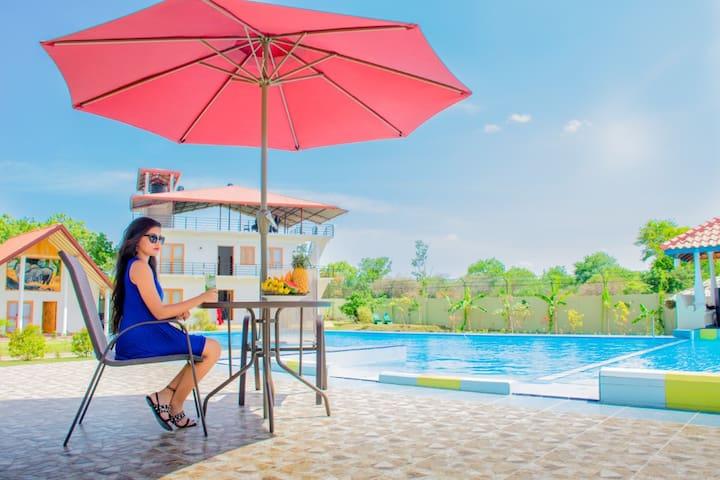 Santon Resort & Spa - Luxury Deluxe Rooms