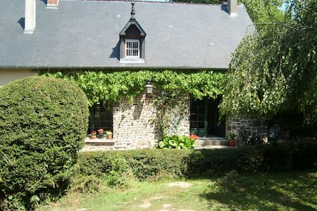 Spacious Cottage in rural Normandy - Tessy-sur-Vire - Hus