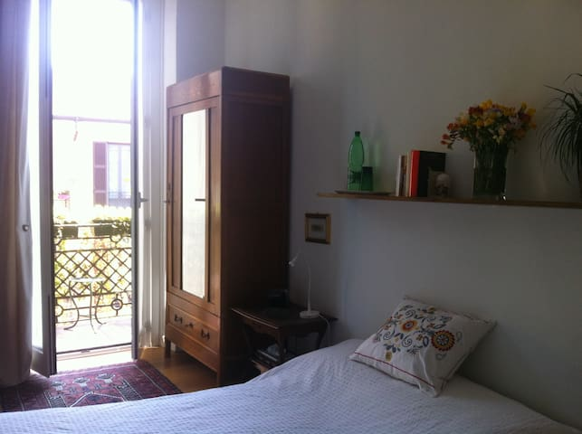 Central, strategic, chic, charming - Milan - Appartement