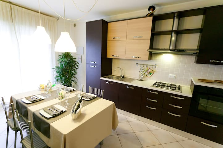 Suite 101 pedestrian area. - Abano Terme - Apartment