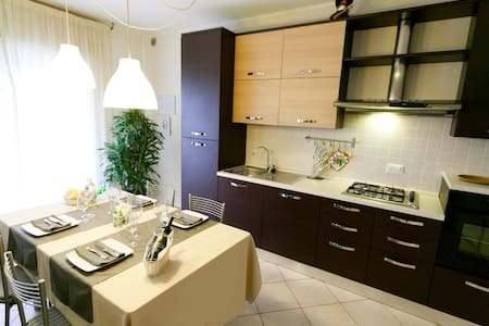 Suite 101 pedestrian area. - Abano Terme
