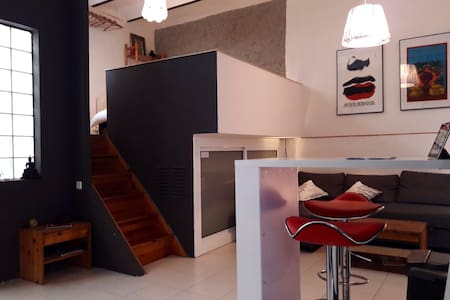 mini loft poblenou 150 m from beach - Barcelona
