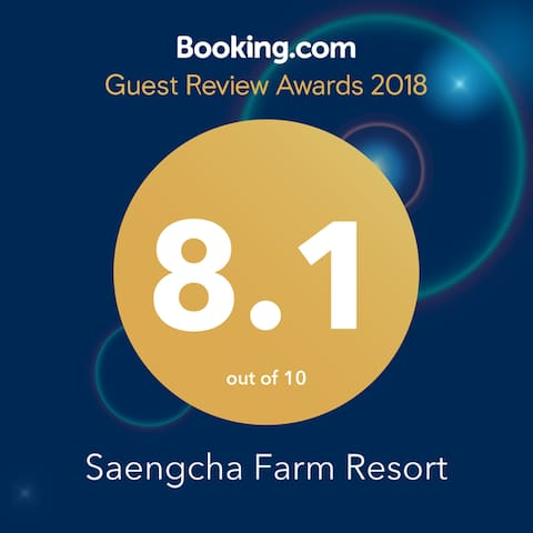 Guest Review Awards 2018 from Booking.com