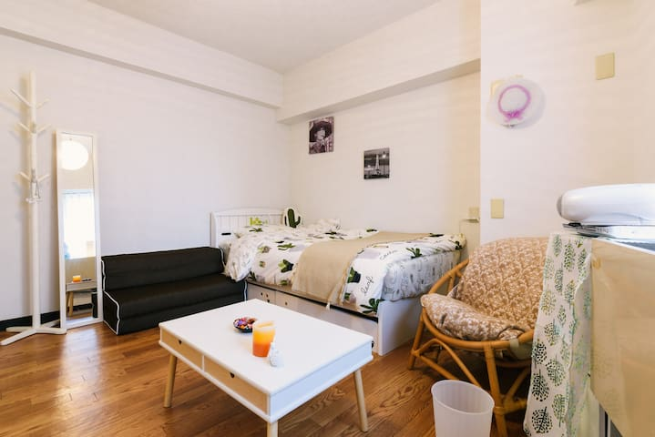 CANAL CITY 5 seconds on foot! Tenjin / Hakata acce - 福岡市 - Appartement