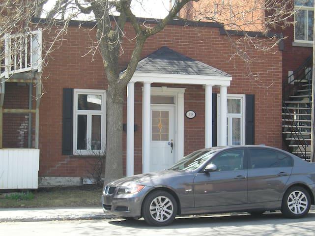 Chambre à louer - Montréal - Hus