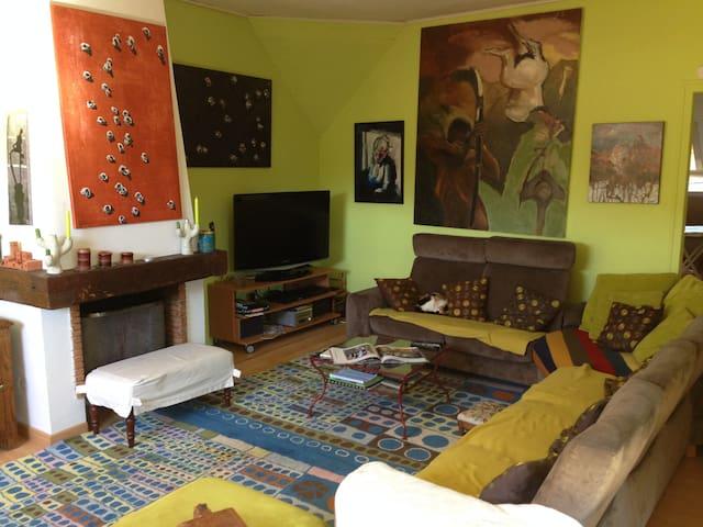 convenient room near bus to GEneva. - Ferney-Voltaire - Lakás