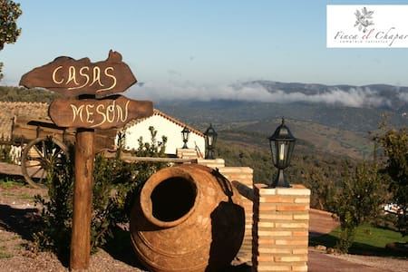 Casa Rural en la Sierra de Aracena - Cortelazor - Hus