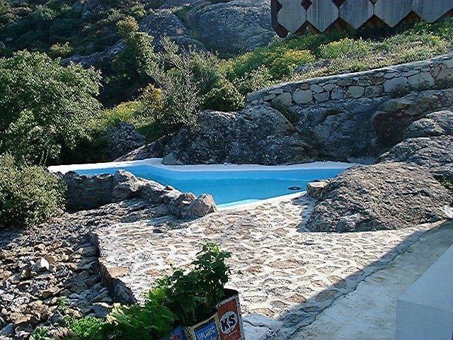 Village House, private pool + views - Bodrum - Hus
