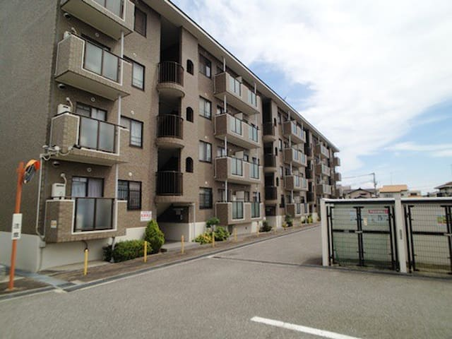 Car parking and long term discount available! - Nishi Ward, Kobe - Daire