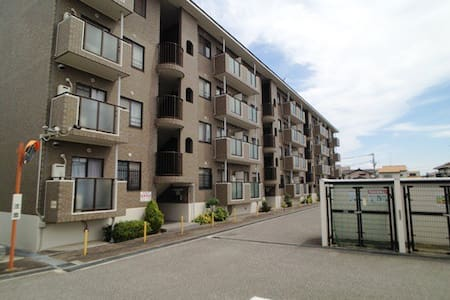 Car parking and long term discount available! - Nishi Ward, Kobe - Apartment