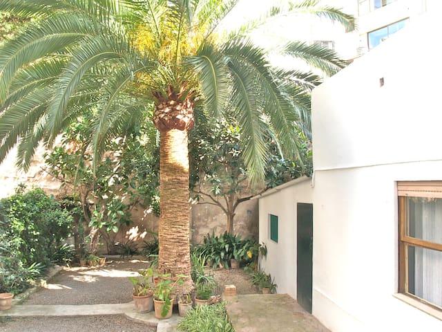 Casa con jardín en el centro - Palma - Huis