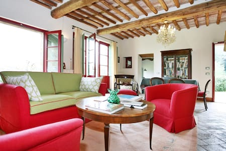 artist shelter in tuscany - Lucca - Apartment